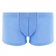 Lot de 2 boxers boy bleu ciel & blanc Cool Plain by Djembé