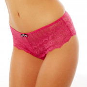 Shorty fuchsia Hula Hoop
