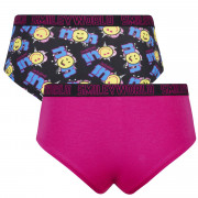 Lot de 2 boxers imprimés Pop by Smiley