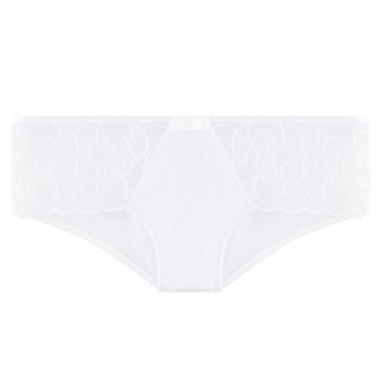 Shorty blanc Ballerine - vue 2