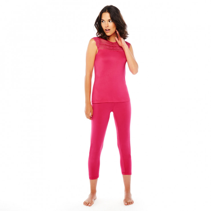 Pyjama fuchsia Hula Hoop