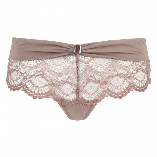 Shorty tanga cappuccino Secret