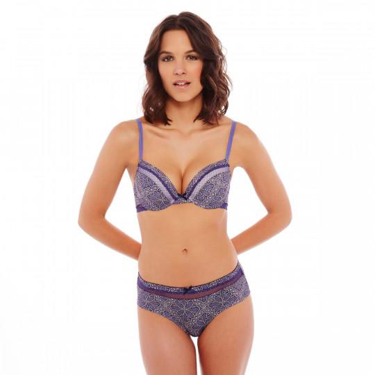 Shorty indigo/bleu Les Jeux Sont Faits