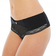 Shorty string noir Boudeuse