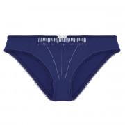 Slip indigo/ivoire Couture