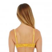 Soutien-gorge corbeille bonnets B, C et D jaune Innocente