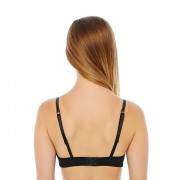 Soutien-gorge ampliforme push moulé noir Happy Hour