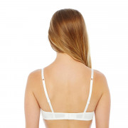 Soutien-gorge ampliforme push moulé ivoire Happy Hour