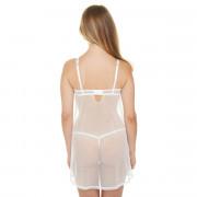 Babydoll + string ivoire Je Le Veux