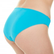 Slip turquoise Sirène