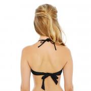 Haut de maillot bandeau noir/or Riviera by Brigitte Bardot