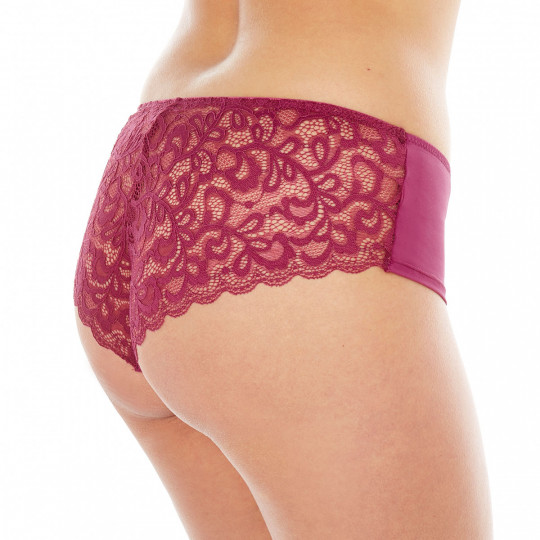 Shorty cerise Pirouette