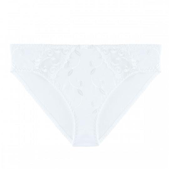 Slip blanc Duchesse - vue 0