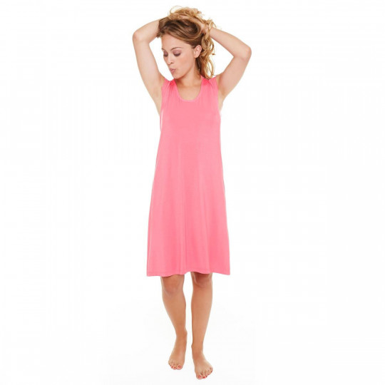 Chemise de Nuit rose Sorbet