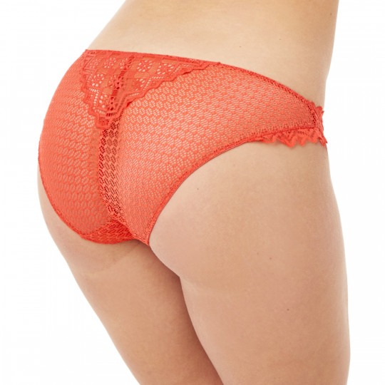 Culotte orange Culottée - vue 2