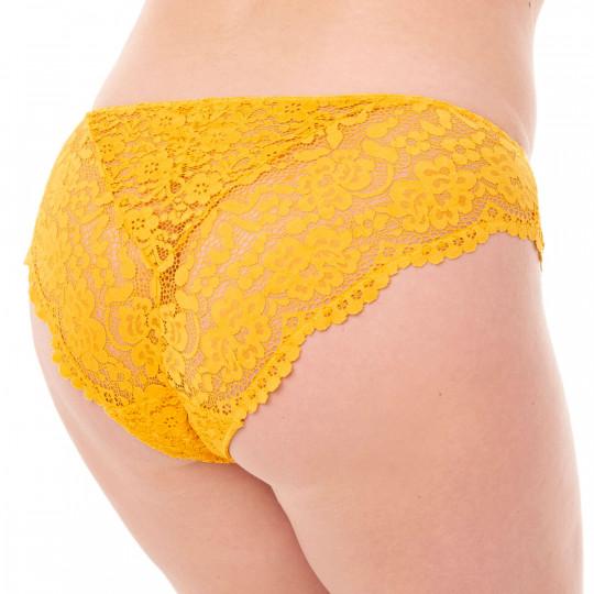 Culotte jaune Pétillante - vue 2
