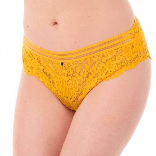 Culotte jaune Pétillante - vue 1