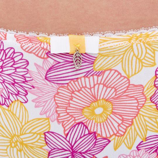 Culotte blanc/rose Eternité - vue 4