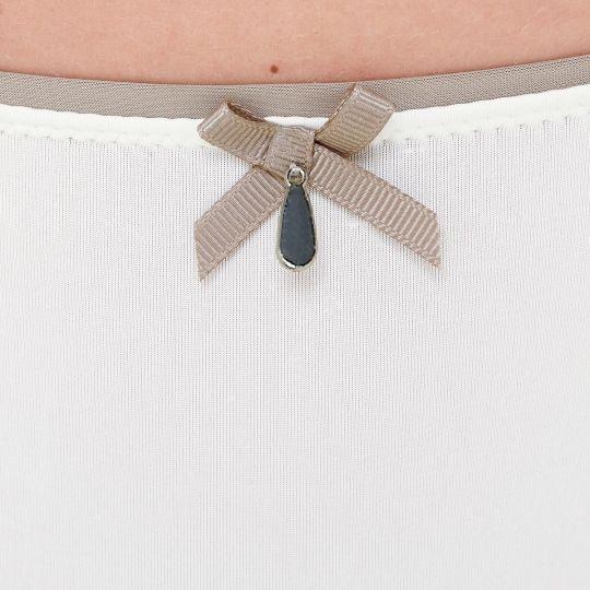 Culotte ivoire/taupe Edition Limitée - vue 4
