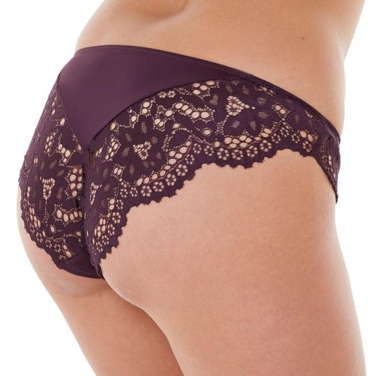 Culotte figue Ecaille - vue 2