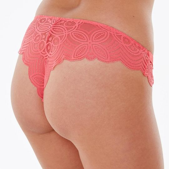 Tanga rose Egyptienne - vue 2