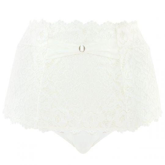 Culotte haute ivoire Paradoxe - vue 0