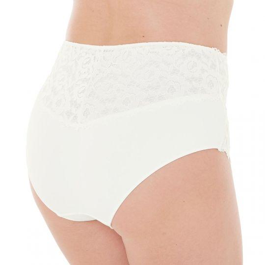 Culotte haute ivoire Paradoxe - vue 2
