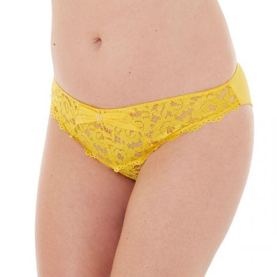 Culotte jaune Paradoxe - vue 1
