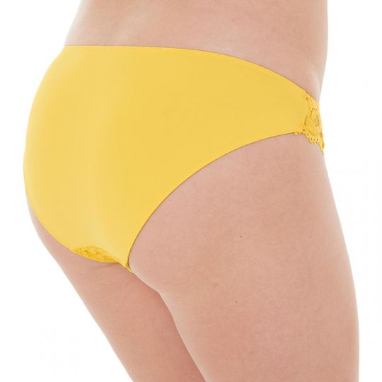 Culotte jaune Paradoxe - vue 2