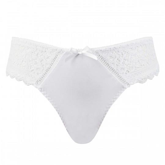 Culotte blanche Elena