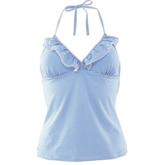 Tankini bleu ciel Azur - vue 0