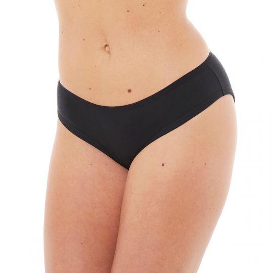 Culotte menstruelle noire - vue 1