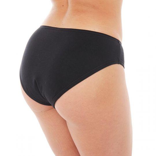 Culotte menstruelle noire - vue 4