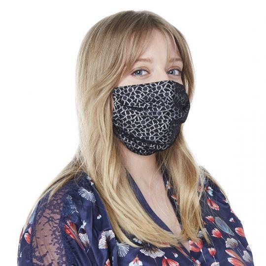 Masque en dentelle française FANTOMETTE