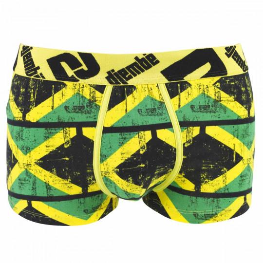 Boxer imprimé drapeau Jamaïque by Djembé