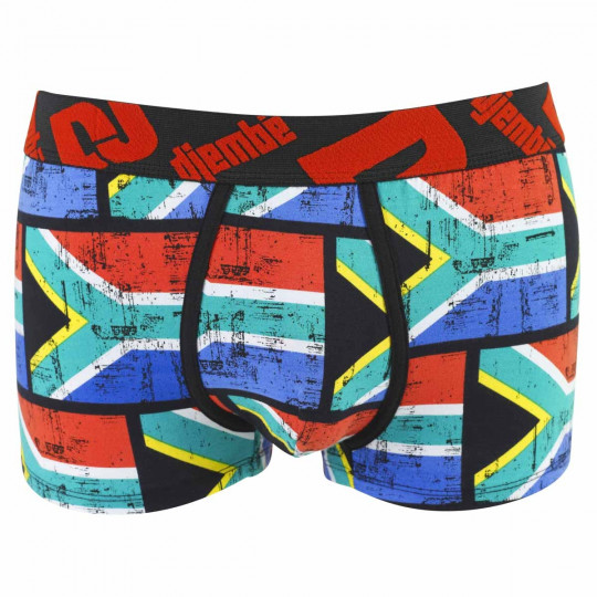 Boxer imprimé drapeau Afrique du Sud by Djembé