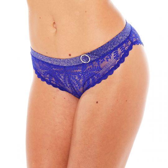 Culotte bleu Survoltée - vue 1