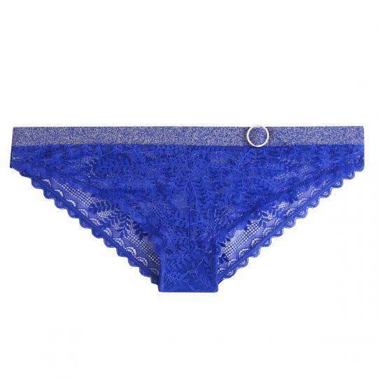 Culotte bleu Survoltée - vue 0
