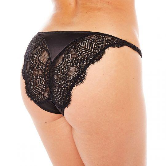 Culotte noir Effrontée - vue 2