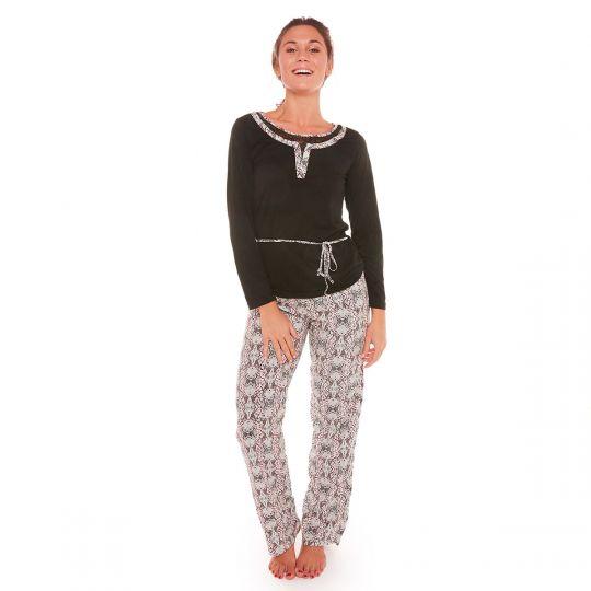 Pyjama Scandaleuse - vue 1