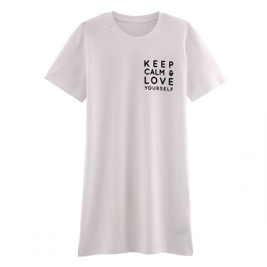 Big t-shirt KEEP CALM - vue 0