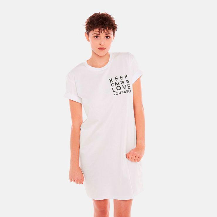 Big t-shirt KEEP CALM
