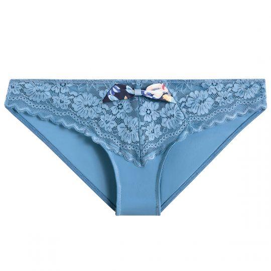 Culotte bleu Oh La La - vue 0
