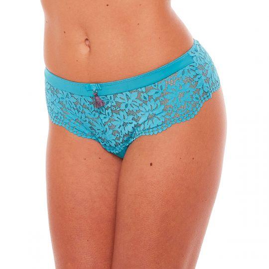 Shorty turquoise Eldorado - vue 1