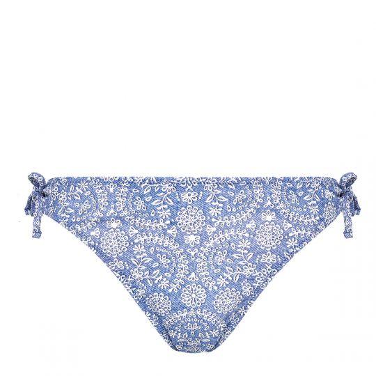 Slip de bain bleu Provence
