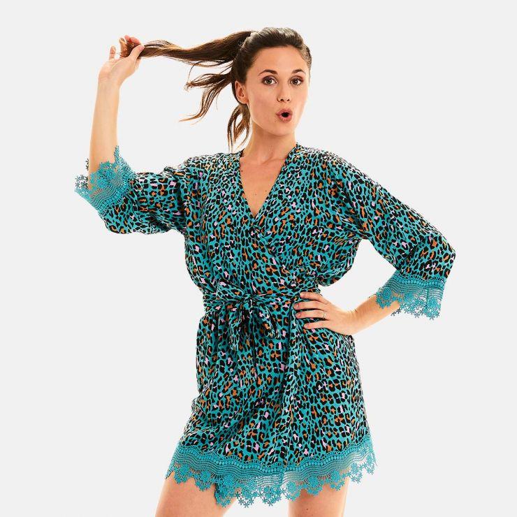Kimono Féline