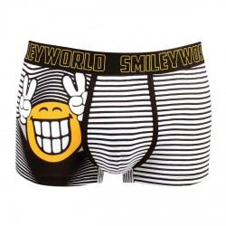 Boxer imprimé Smile At Me Boy by Smiley