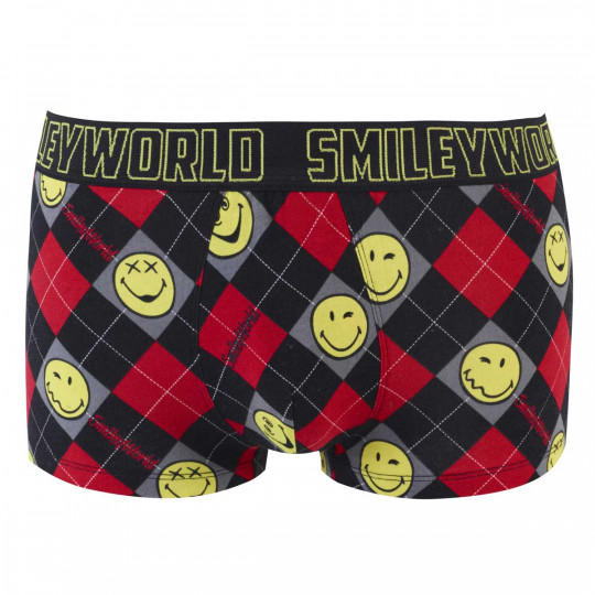 Boxer imprimé Scottish by Smiley