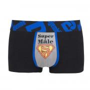Boxer noir Super Mâle by Djembé