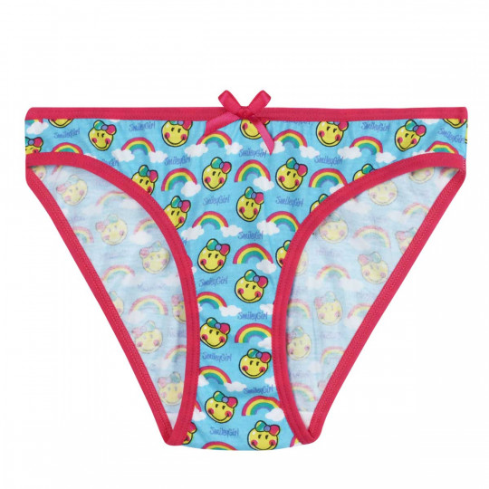 Lot de 3 slips imprimés Rainbow Tech by Smiley